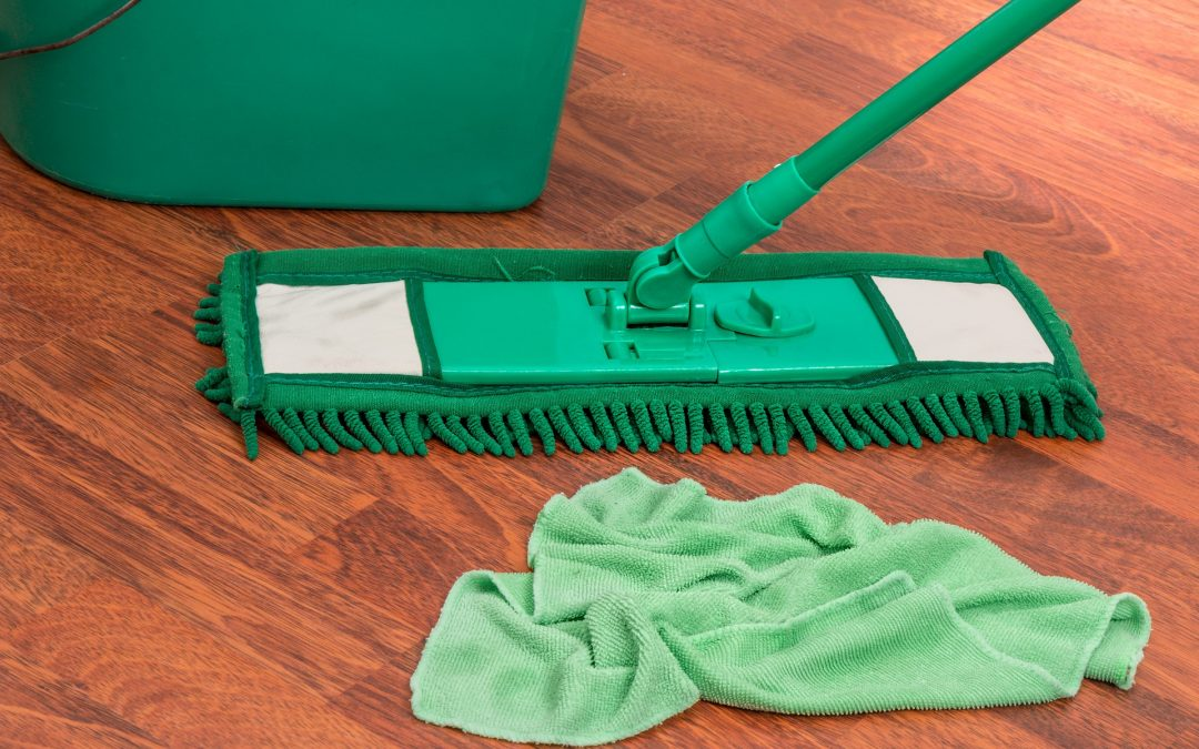 Keeping Your Floors Clean This Winter