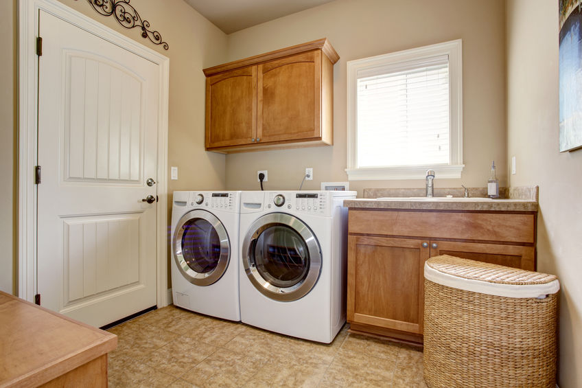 The Best Flooring Options for your Laundry Room