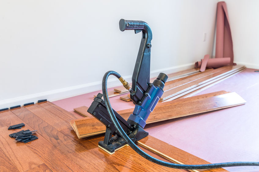 The Ideal Time To Install Flooring
