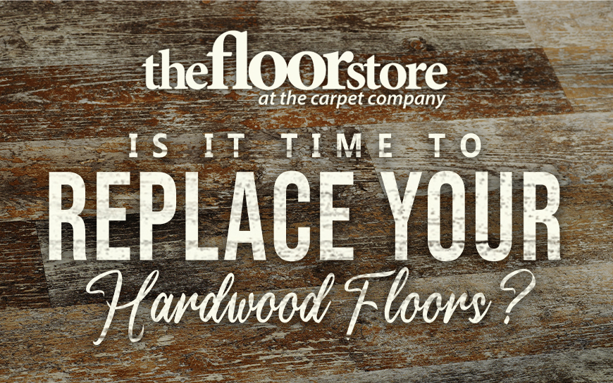 Hardwood Floors: Is It Time to Replace?